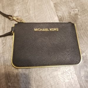 Michael Kors Card Holder/Wristlet